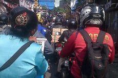 Maut Mengintai di Pelintasan KA Stasiun Pasar Minggu