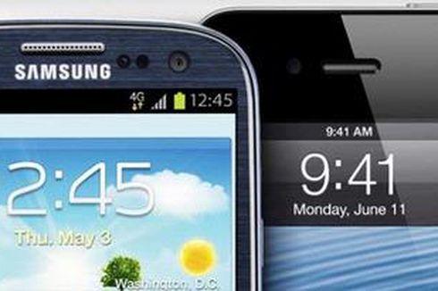 Ini Kebiasaan Pengguna iPhone dan Galaxy S III