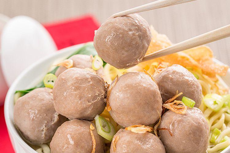 Bakso, salah satu kuliner Indonesia yang sangat dekat dengan masyarakat.