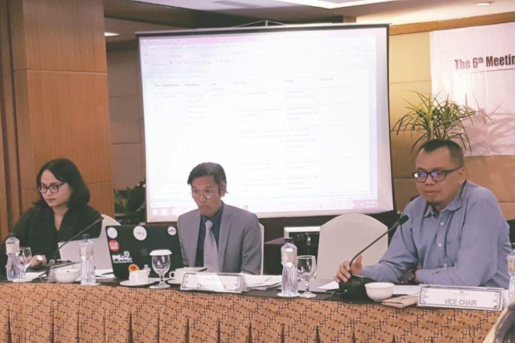 ASEAN Communication Group on Livestock (ACGL) ke-6 yang dilaksanakan pada 7-10 Agustus 2018 di Hotel Ambarukmo Yogyakarta.
