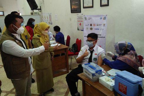 Yayasan Dana Kemanusiaan Kompas Salurkan 1.250 Paket Donasi untuk Masyarakat Terdampak Covid-19 di 4 Wilayah