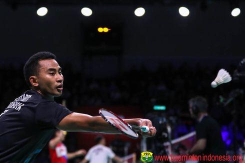 Hasil Fuzhou China Open 2019, Tommy Sugiarto Disingkirkan Pemain India