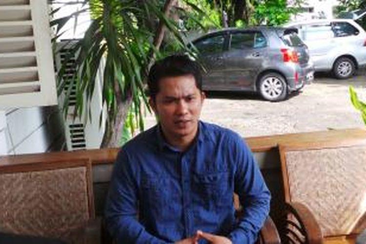Juru bicara keluarga Ratu Atut Chosiyah, Fitron Nur Ikhsan