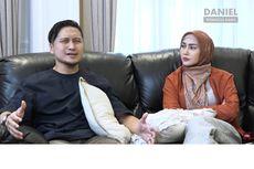 Lika-liku Perjalanan Cinta Arie Untung dan Fenita Arie...