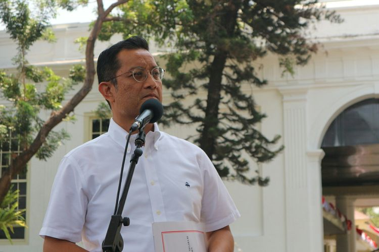Profil Juliari Batubara, Menteri Sosial Kabinet Indonesia Maju