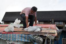 Belasan Penerbangan Batal, Seribu Penduduk Taiwan Dievakuasi