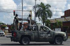 Hari Pertama Menjabat, Polisi di Meksiko Dikirimi Kepala Manusia oleh Kartel Narkoba