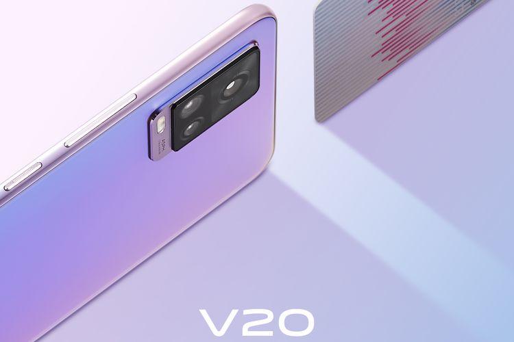 Ilustrasi Vivo V20