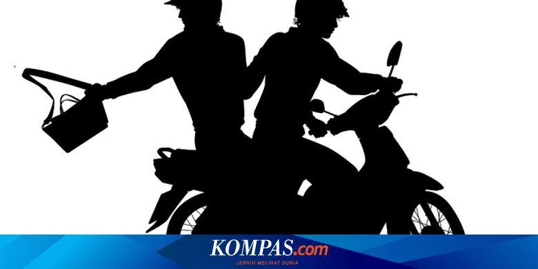 Jambret Beraksi Di Underpass Yia Korban Jatuh Dari Sepeda Motor Dan Luka Luka