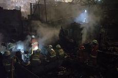 Tiga Warga Luka Ringan Akibat Kebakaran Rumah di Cawang
