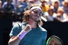Hasil ATP Tour Finals, Stefanos Tsitsipas Lolos ke Semifinal