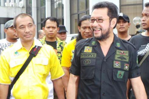 Yorrys Nyatakan Tim Penyelamat Resmi Ambil Alih DPP Partai Golkar