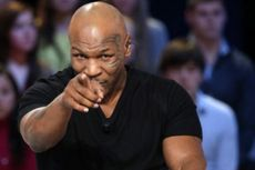 Floyd Mayweather Jadi Lawan Impian Mike Tyson