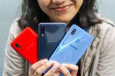 Daftar Harga Terbaru Smartphone Samsung di Indonesia