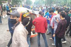 7 Anggota Anarko Asal Jakarta Tertangkap Saat Demo Ricuh di Palembang