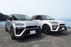 Daihatsu Rocky dan Toyota Raize Tampil Sporty ala Lamborghini Urus