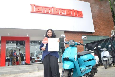 Ini Wanita Pertama yang Punya Lambretta di Indonesia