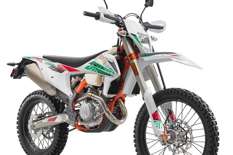 Arti kode penamaan motor KTM