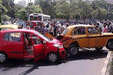 Darurat, India Revisi Batas Kecepatan Kendaraan