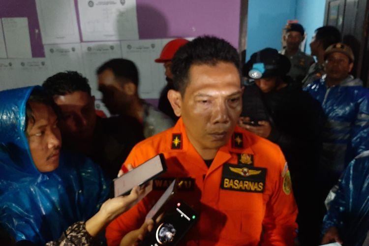 Kepala Basarnas Yogyakarta Wahyu Efendi