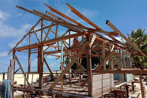 Pemerintah Kucurkan Rp 147,98 Miliar Bedah Rumah di Papua