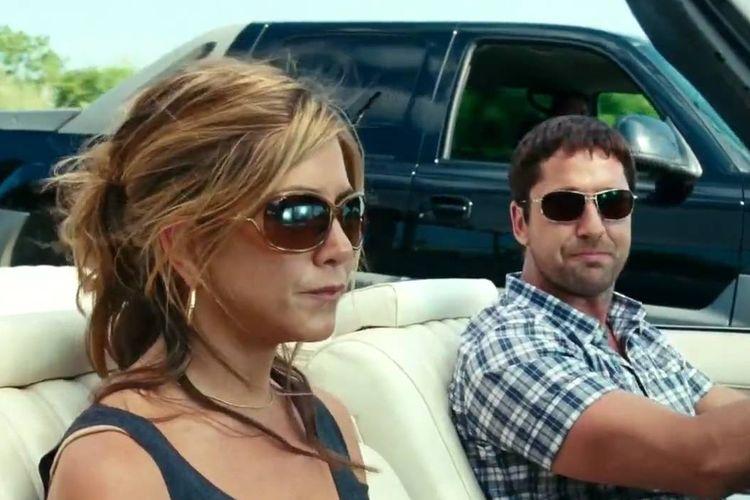 Cuplikan film The Bounty Hunter