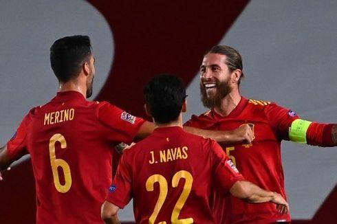 Hasil UEFA Nations League - Spanyol Pesta Gol, Jerman Tertahan