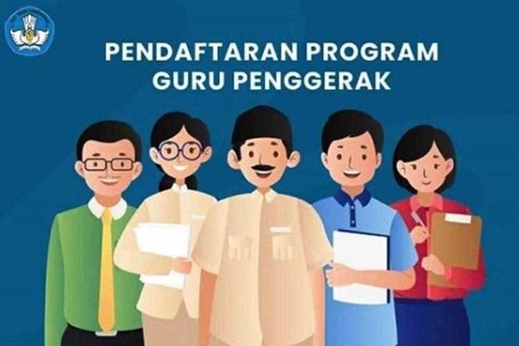 Pendaftaran program Guru Penggerak diperpanjang.