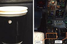 Pilot Tumpahkan Kopi di Kokpit, Pesawat Mendarat Darurat