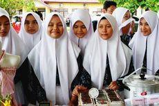 Inovasi Siswa SMAN 2 Sampit, Manfaatkan Air Gambut dan Kulit Nanas jadi Listrik