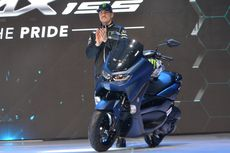 Prediksi Harga All New Yamaha NMAX 155 Connected/ABS