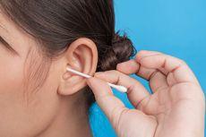 Ini Cara Bersihkan Telinga dengan Benar ala Dosen Unair