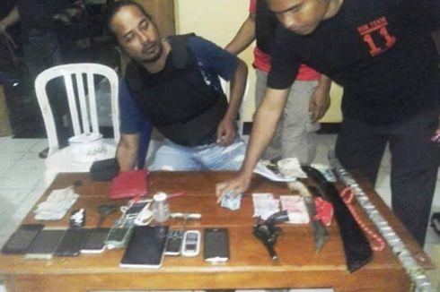 Suami Istri Bandar Sabu Ditangkap Saat Pesta Narkoba