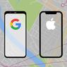 Apple dan Google Resmikan Teknologi Pelacak Virus Corona