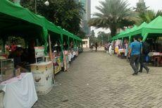 Selain Bazar Murah, Ada Pasar Tumpah di Kantor Walikota Jakbar