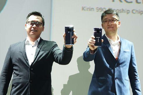 Alasan Huawei Tak Jual Ponsel Mate 30 di Indonesia