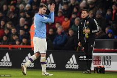 Sheff United vs Man City, Serba-serbi Kembalinya Aymeric Laporte