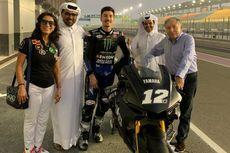 Vinales Pindah ke Qatar Latihan Musim Dingin