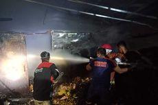 Toko Kelontong Penyalur Bansos PKH di Grobogan Hangus Terbakar