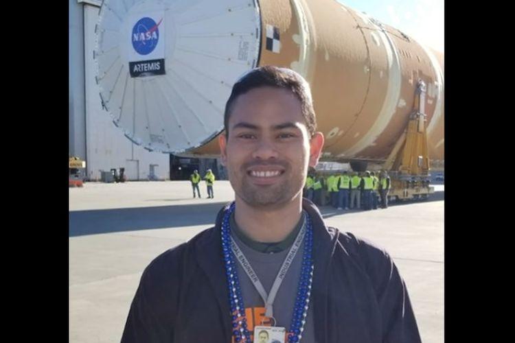 Marko Djuliarso, insinyur asal Indonesia ikut bangun roket NASA. [Facebook/VOA Indonesia]