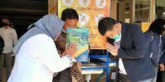 Wastafel Portabel Produksi BLK Lembang Mulai Didistribusikan