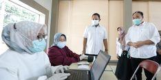 Dukung PPKM Darurat, Walkot Hendi Buka Kuota 20 Persen Vaksinasi Tanpa Pendaftaran
