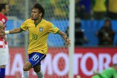 Marcelo Cetak Rekor, Brasil-Kroasia Sementara Imbang