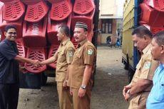 2.000 Kursi untuk Pelajar Korban Gempa Aceh di Pidie Jaya