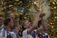 Juara Piala Dunia Andre Schuerrle Pensiun pada Usia 29 Tahun