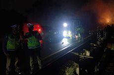 Kecelakaan Beruntun di Tol Tangerang-Merak, Berawal Truk Tangki Kimia Pecan Ban, 1 Tewas, 28 Luka-luka