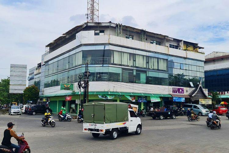 Potret aset negara senilai Rp 94,7 miliar di daerah Bubakan, Kota Semarang, yang telah berhasil diselamatkan oleh Pemkot Semarang, berkat bantuan dari Kejari Kota Semarang.