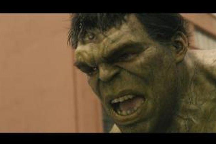 Hulk dalam film Avengers: Age of Ultron