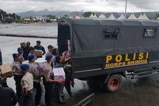 Polda Maluku Kerahkan Tenaga Medis dan 2 Truk Sembako untuk Korban Gempa