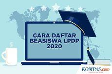 Tidak Ada Perpanjangan Waktu, Beasiswa LPDP 2020 Ditutup 3 Hari Lagi